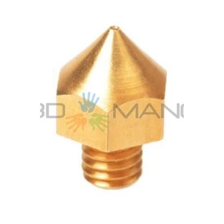 Nozzle 0.30mm MK7 in Ottone 1.75mm