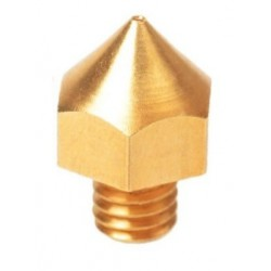 Nozzle 0.40mm MK7 in Ottone 1.75mm