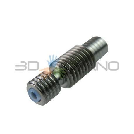 Pipa Heat Break con PTFE per HotEnd E3D V6 1.75mm