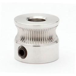 Puleggia MK7 per Filamento 1.75mm (6.35mm)