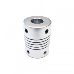 Giunto Flessibile in Alluminio 8 x 10 mm