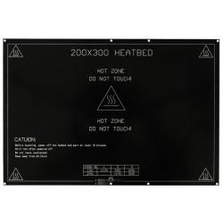 Piatto Riscaldato PCB 200x300mm (12 V)