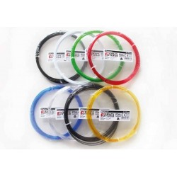 Campione Filamento 50g HDglass Stained PETG 1.75mm - FormFutura