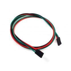 Cavo Dupont 70 CM 3 Pin (F-F)