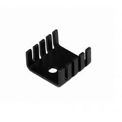 Dissipatore Alluminio per Transistor TO-220