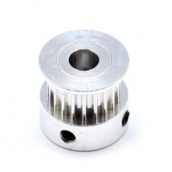 Puleggia GT2 20 Denti (5mm) in Alluminio