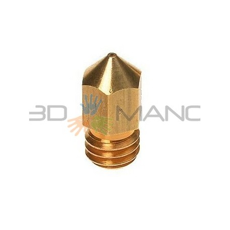 Nozzle 0.50mm MK8 in Ottone 1.75mm