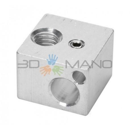 Blocco Riscaldante in Alluminio per HotEnd E3D V5