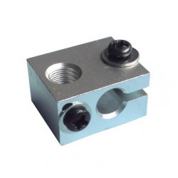 Blocco Riscaldante in Alluminio per HotEnd E3D V6 (2015)