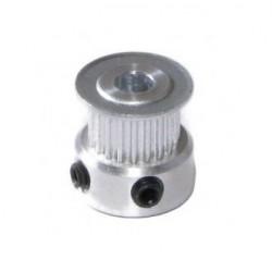 Puleggia T2.5 16 Denti (5mm) in Alluminio