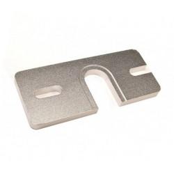 Piastra Groove Mount in Alluminio per HotEnd