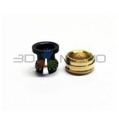 Raccordo E3D per Hotend Alluminio 1.75mm - Bowden