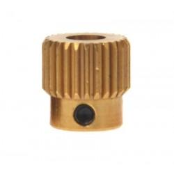 Puleggia 26T per Estrusione Filamento (5mm)