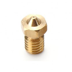 Nozzle 0.30mm E3D Compatibile in Ottone 1.75mm
