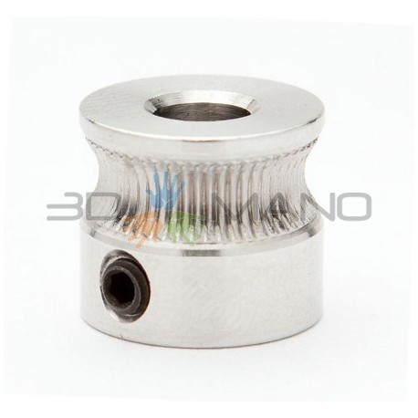 Puleggia MK7 per Filamento 1.75mm (8mm)