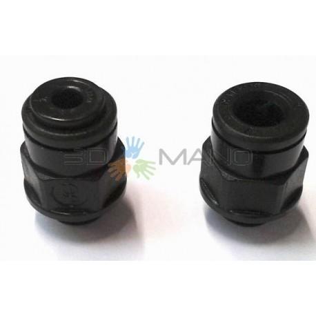 Raccordo E3D in plastica per Hotend 1.75mm - Bowden