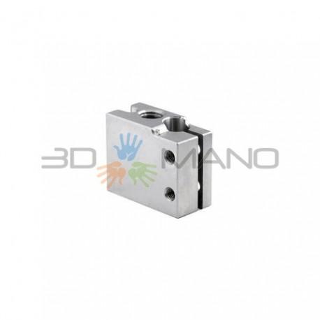 Blocco Riscaldante in Alluminio per HotEnd E3D Volcano (Originale)