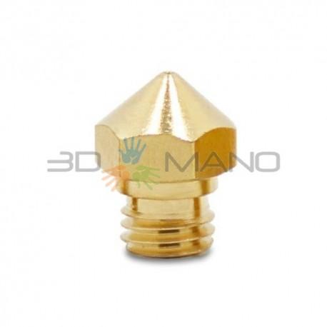 Nozzle 0.60mm MK10 in Ottone 1.75mm