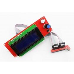 Display LCD 2004 per Ramps 1.4